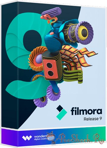 Wondershare Filmora 9.0.5.1 + Effect Pack