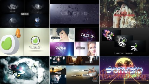VideoHivePack - 687 (After Effects Projects Pack)