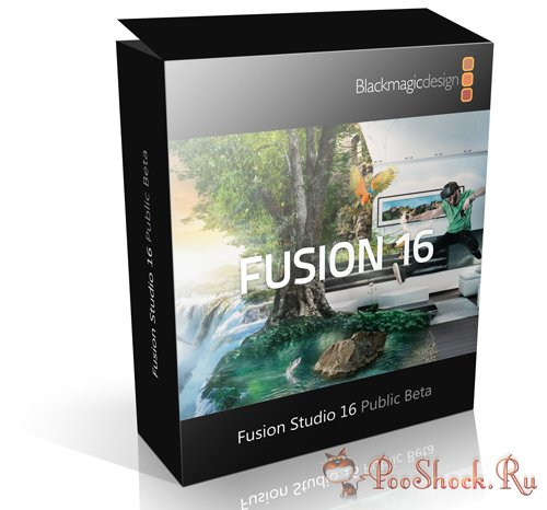 Blackmagic Fusion Studio 16.0b7 (16.0.0.45) RePack