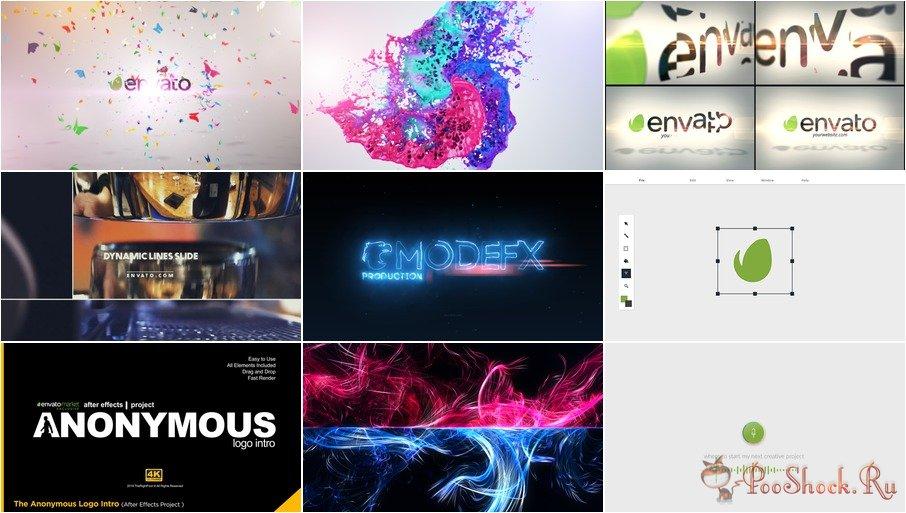 PooShock Ru - Сборки, Репаки RePack, aep проекты, программы для