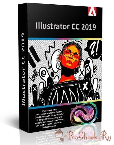 Adobe Illustrator CC 2019 (23.0.3.585)