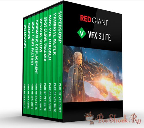 Red Giant - VFX Suite 1.0.6