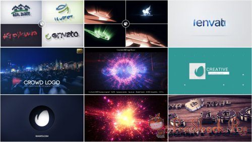 VideoHivePack - 737 (After Effects Projects Pack)