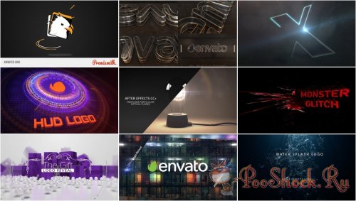 VideoHivePack - 745 (After Effects Projects Pack)
