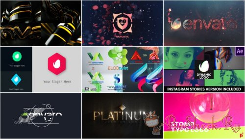 VideoHivePack - 759 (After Effects Projects Pack) - [Logo]