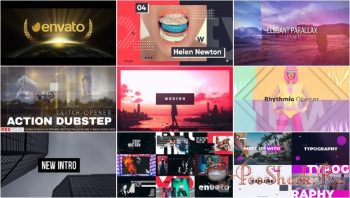 VideoHivePack - 760 (After Effects Projects Pack) - [Opener]