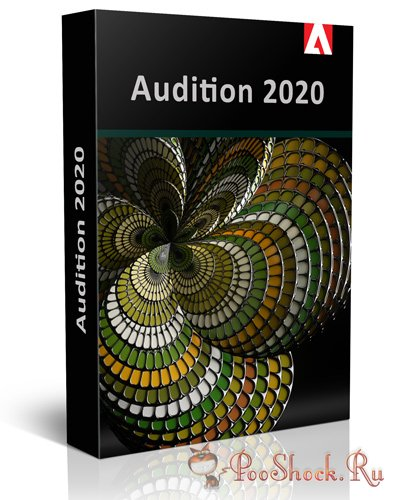 Adobe Audition 2020 (13.0.4.39) RePack