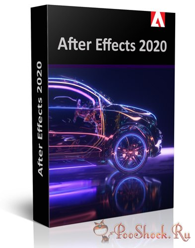 Adobe After Effects 2020 (17.0.4.59) RePack