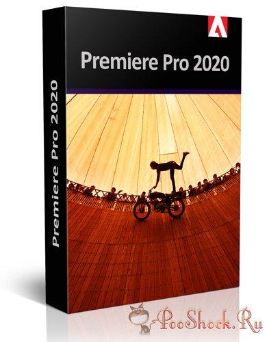 Adobe Premiere Pro 2020 (14.3.1.45) RePack