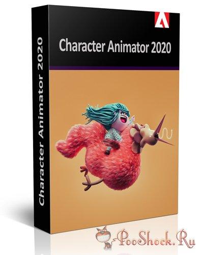 Adobe Character Animator 2020 (3.3.1.6) RePack