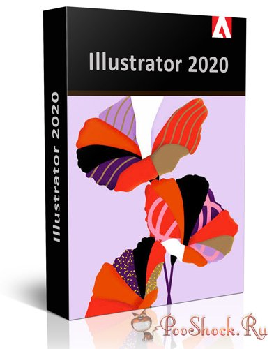 Adobe Illustrator 2020 (24.1.1.376) RePack