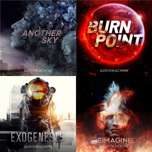 Audiomachine (Another Sky, Burn Point, Exogenesis, Reimagined) MP3