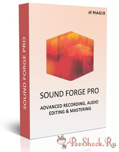 MAGIX Sound Forge 14.0.0.31 + 14.0.0.30 RUS-ENG