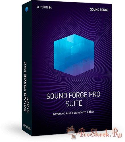 MAGIX Sound Forge Pro Suite 14.0.0.65 RUS-ENG