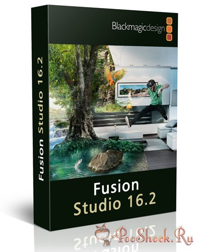 Blackmagic Fusion Studio 16.2.0.22 RePack