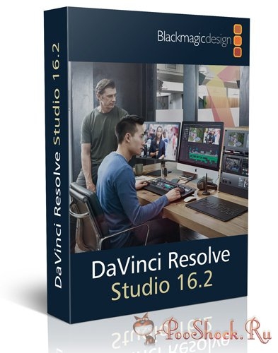 Davinci Resolve Studio 16.2.3.15 RePack