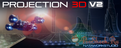Projection 3D v2.02 (for After Effects)