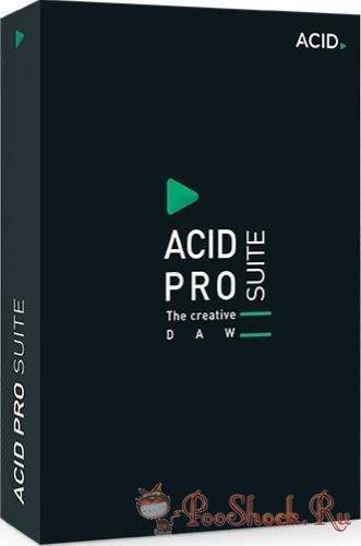 MAGIX ACID Pro Suite 10.0.2.20 RePack