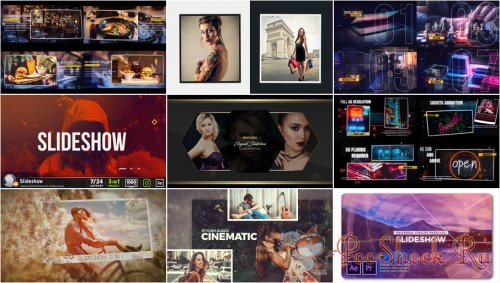 VideoHivePack - 820 (After Effects Projects Pack) - [Slideshow]