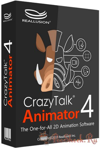 Reallusion Cartoon Animator 4.21.1908.1 RePack