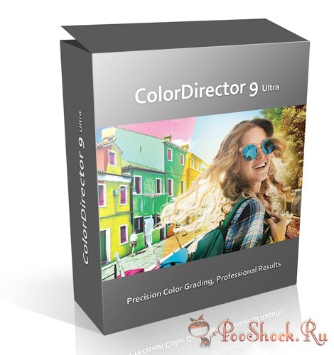 CyberLink ColorDirector Ultra 9.0.2505.0