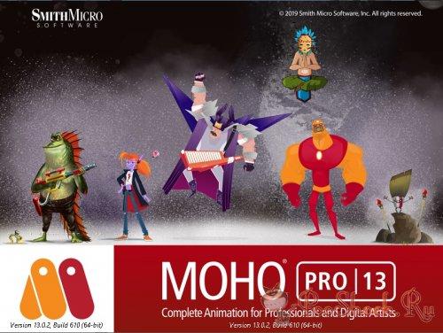 Smith Micro Moho Pro 13.0.2.610 RePack