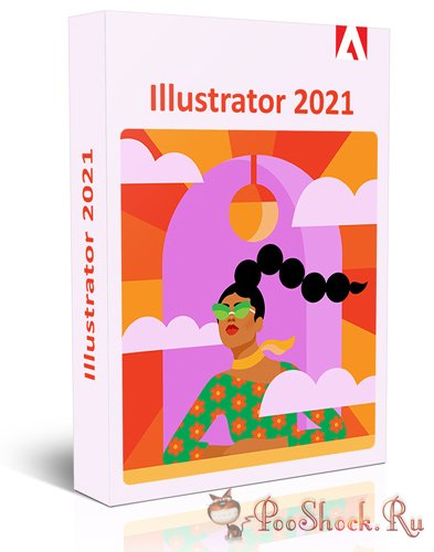 Adobe Illustrator 2021 (25.1.0.90) RePack