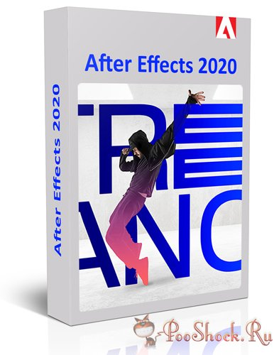 Adobe After Effects 2020 (17.6.0.46) RePack