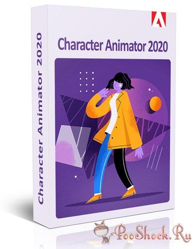 Adobe Character Animator 2020 (3.4.0.185) RePack