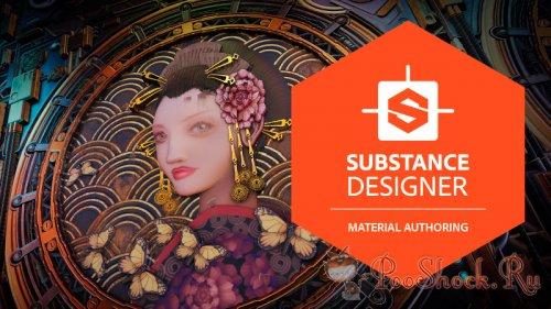 Substance Designer 2020 (10.1.3.3687) RePack