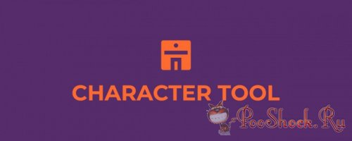 Character Tool 1.0.6 (for After Effects)