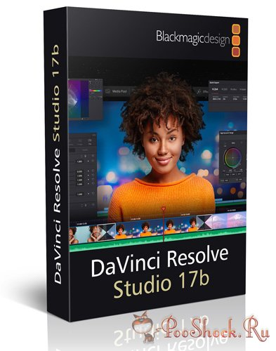 Davinci Resolve Studio 17 Beta 2 (17.0.0.9) RePack