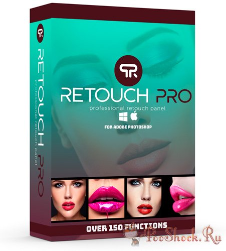 Retouch Pro 1.0.0 (for Adobe Photoshop)