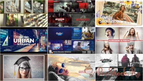 VideoHivePack - 871 (After Effects Projects Pack) - [Slideshow]
