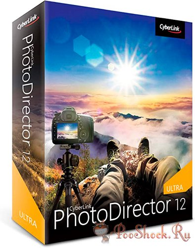 CyberLink PhotoDirector Ultra 12.1.2512 RUS