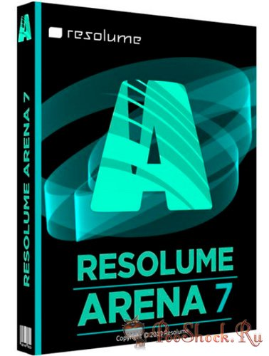 Resolume Arena (7.3.0.72441)