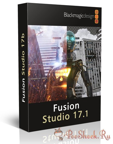 Blackmagic Fusion Studio 17.1.1.10 RePack
